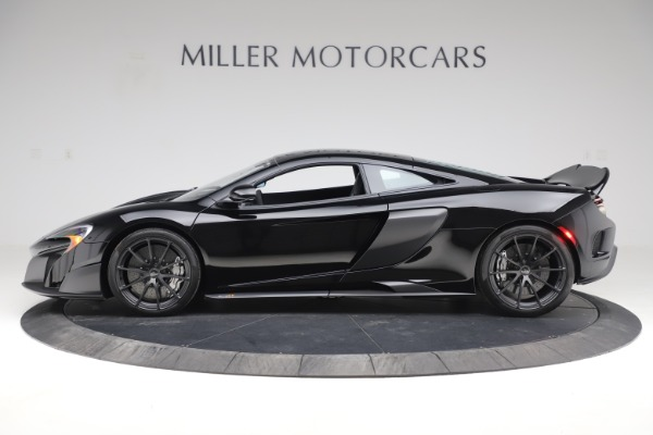 Used 2016 McLaren 675LT COUPE for sale $245,900 at Alfa Romeo of Greenwich in Greenwich CT 06830 2