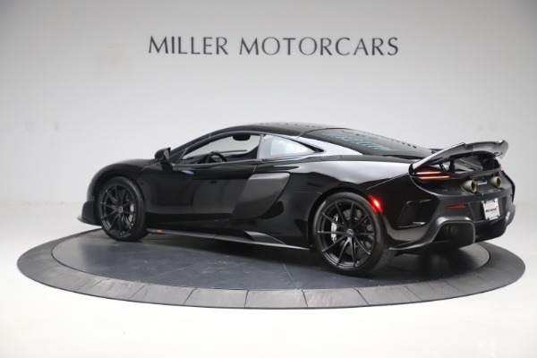 Used 2016 McLaren 675LT COUPE for sale $245,900 at Alfa Romeo of Greenwich in Greenwich CT 06830 3