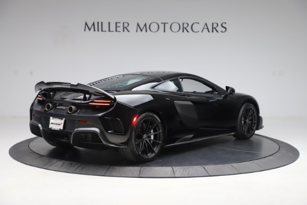 Used 2016 McLaren 675LT COUPE for sale $245,900 at Alfa Romeo of Greenwich in Greenwich CT 06830 5