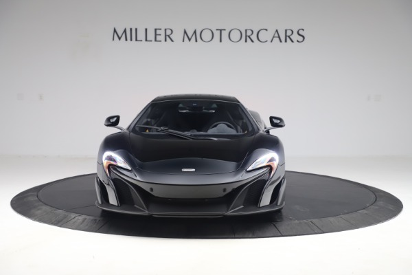 Used 2016 McLaren 675LT COUPE for sale $245,900 at Alfa Romeo of Greenwich in Greenwich CT 06830 8