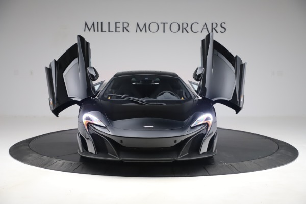 Used 2016 McLaren 675LT COUPE for sale $245,900 at Alfa Romeo of Greenwich in Greenwich CT 06830 9