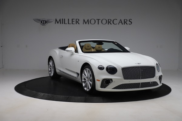 New 2020 Bentley Continental GT Convertible V8 for sale Sold at Alfa Romeo of Greenwich in Greenwich CT 06830 11