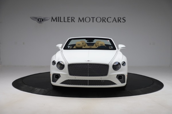 New 2020 Bentley Continental GT Convertible V8 for sale Sold at Alfa Romeo of Greenwich in Greenwich CT 06830 12