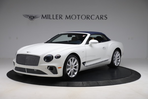 New 2020 Bentley Continental GT Convertible V8 for sale Sold at Alfa Romeo of Greenwich in Greenwich CT 06830 13
