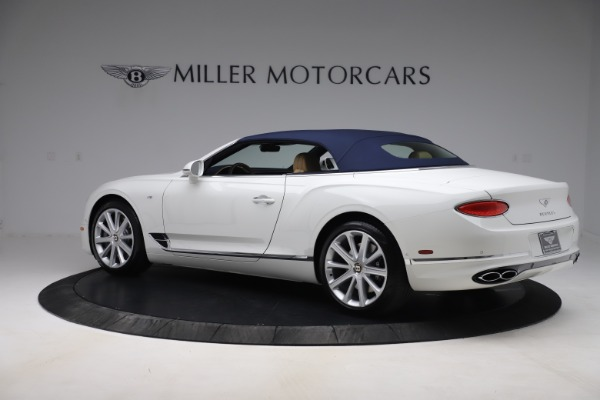 New 2020 Bentley Continental GT Convertible V8 for sale Sold at Alfa Romeo of Greenwich in Greenwich CT 06830 15