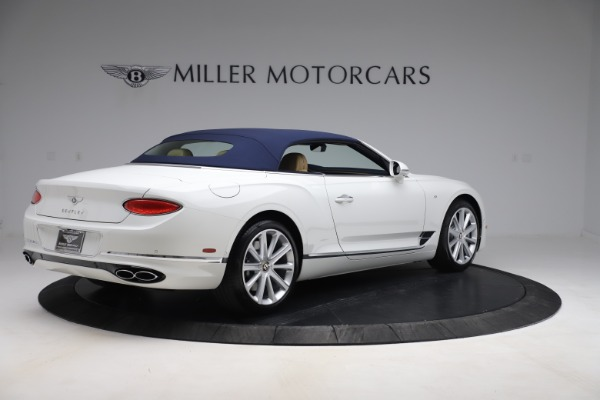 New 2020 Bentley Continental GT Convertible V8 for sale Sold at Alfa Romeo of Greenwich in Greenwich CT 06830 16
