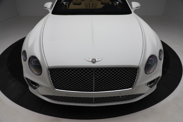 New 2020 Bentley Continental GT Convertible V8 for sale Sold at Alfa Romeo of Greenwich in Greenwich CT 06830 19