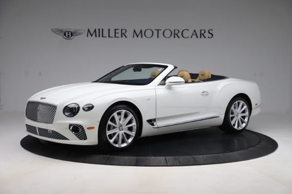 New 2020 Bentley Continental GT Convertible V8 for sale Sold at Alfa Romeo of Greenwich in Greenwich CT 06830 2