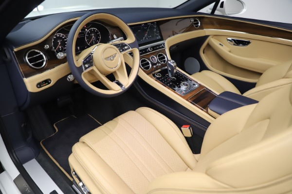 New 2020 Bentley Continental GT Convertible V8 for sale Sold at Alfa Romeo of Greenwich in Greenwich CT 06830 24