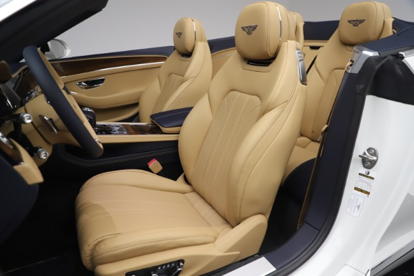 New 2020 Bentley Continental GT Convertible V8 for sale Sold at Alfa Romeo of Greenwich in Greenwich CT 06830 26
