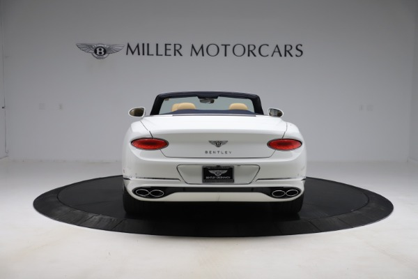 New 2020 Bentley Continental GT Convertible V8 for sale Sold at Alfa Romeo of Greenwich in Greenwich CT 06830 6