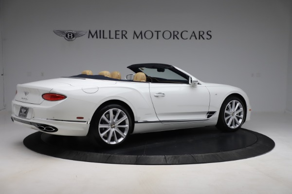New 2020 Bentley Continental GT Convertible V8 for sale Sold at Alfa Romeo of Greenwich in Greenwich CT 06830 8