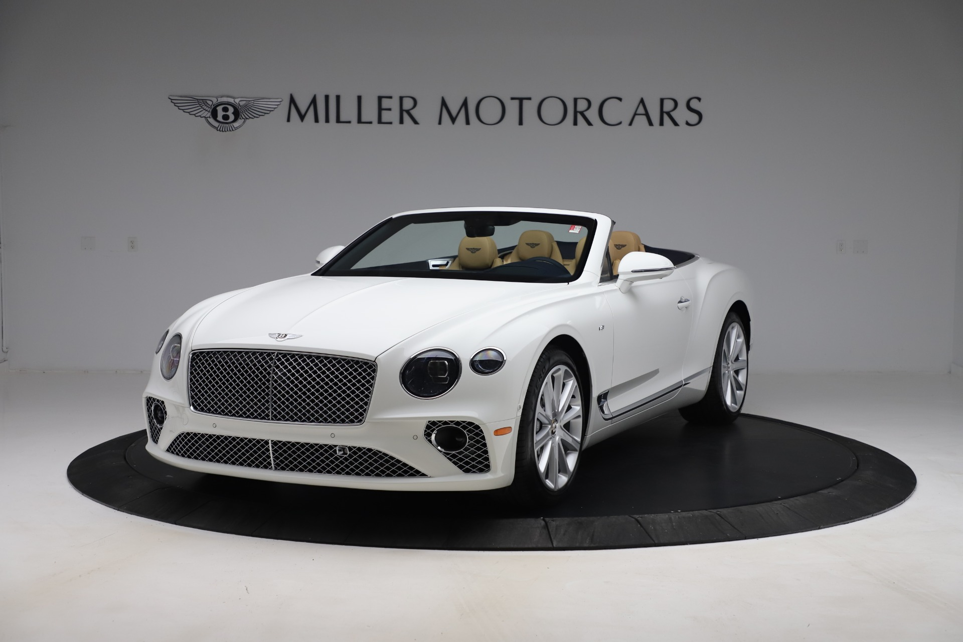 New 2020 Bentley Continental GT Convertible V8 for sale Sold at Alfa Romeo of Greenwich in Greenwich CT 06830 1