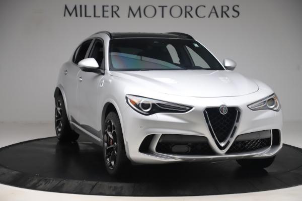 Used 2019 Alfa Romeo Stelvio Quadrifoglio for sale $67,900 at Alfa Romeo of Greenwich in Greenwich CT 06830 11