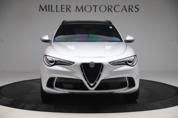 Used 2019 Alfa Romeo Stelvio Quadrifoglio for sale $67,900 at Alfa Romeo of Greenwich in Greenwich CT 06830 12
