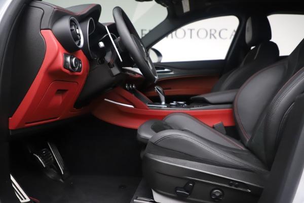 Used 2019 Alfa Romeo Stelvio Quadrifoglio for sale $67,900 at Alfa Romeo of Greenwich in Greenwich CT 06830 14