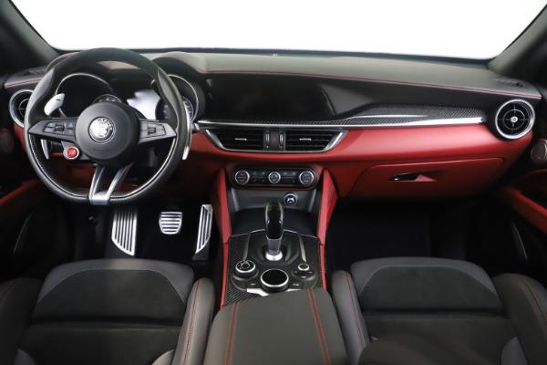 Used 2019 Alfa Romeo Stelvio Quadrifoglio for sale $67,900 at Alfa Romeo of Greenwich in Greenwich CT 06830 16