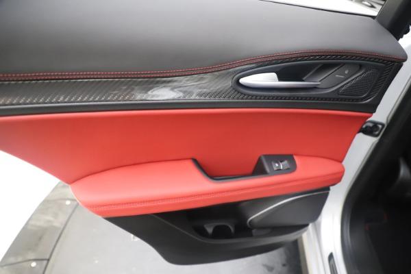 Used 2019 Alfa Romeo Stelvio Quadrifoglio for sale $67,900 at Alfa Romeo of Greenwich in Greenwich CT 06830 21