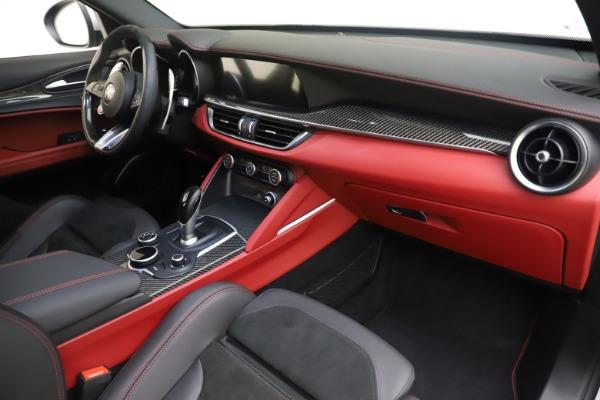 Used 2019 Alfa Romeo Stelvio Quadrifoglio for sale $67,900 at Alfa Romeo of Greenwich in Greenwich CT 06830 22