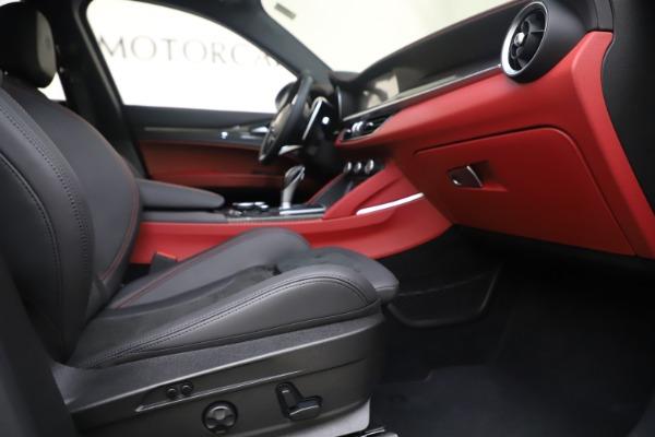Used 2019 Alfa Romeo Stelvio Quadrifoglio for sale $67,900 at Alfa Romeo of Greenwich in Greenwich CT 06830 23