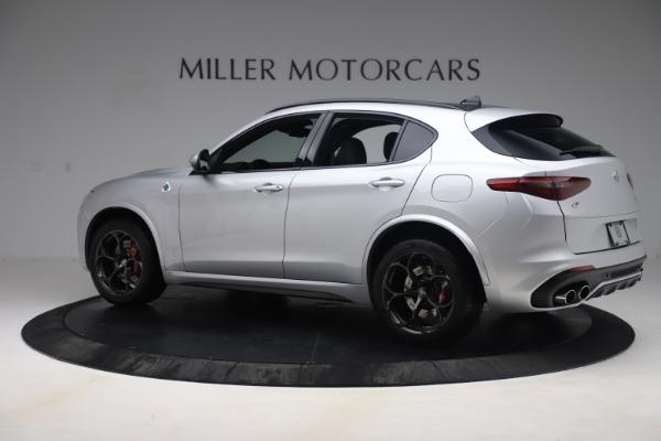 Used 2019 Alfa Romeo Stelvio Quadrifoglio for sale $67,900 at Alfa Romeo of Greenwich in Greenwich CT 06830 4