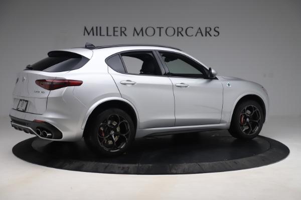 Used 2019 Alfa Romeo Stelvio Quadrifoglio for sale $67,900 at Alfa Romeo of Greenwich in Greenwich CT 06830 8
