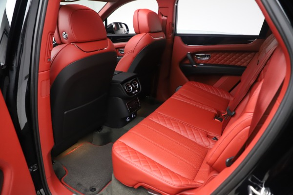 New 2020 Bentley Bentayga V8 for sale Sold at Alfa Romeo of Greenwich in Greenwich CT 06830 22