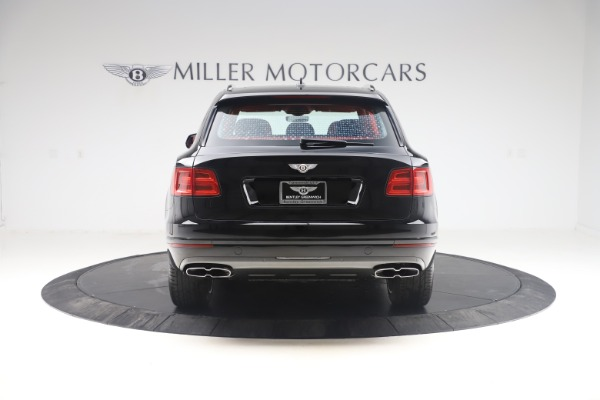 New 2020 Bentley Bentayga V8 for sale Sold at Alfa Romeo of Greenwich in Greenwich CT 06830 6