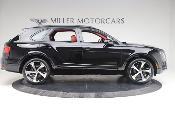 New 2020 Bentley Bentayga V8 for sale Sold at Alfa Romeo of Greenwich in Greenwich CT 06830 9