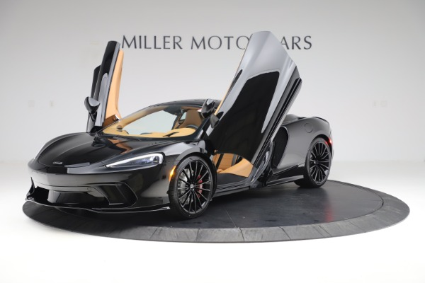 New 2020 McLaren GT Coupe for sale $245,975 at Alfa Romeo of Greenwich in Greenwich CT 06830 10