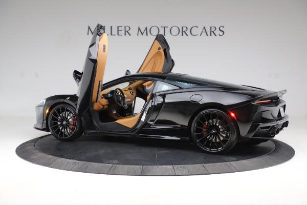 New 2020 McLaren GT Luxe for sale $245,975 at Alfa Romeo of Greenwich in Greenwich CT 06830 11