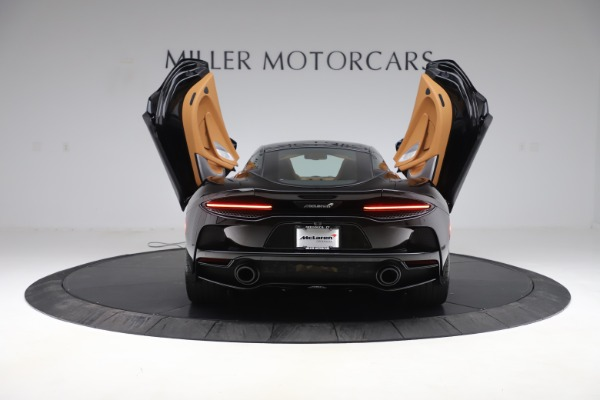 New 2020 McLaren GT Coupe for sale $245,975 at Alfa Romeo of Greenwich in Greenwich CT 06830 12