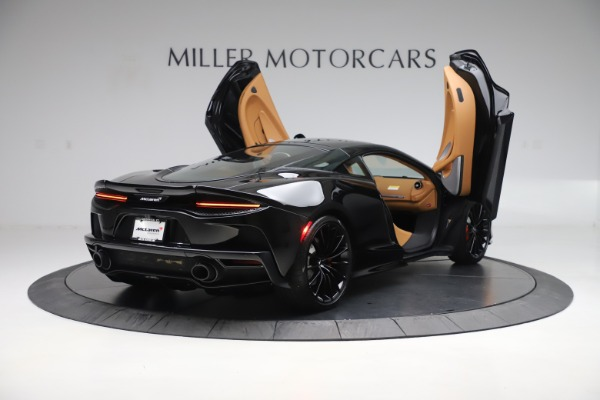 New 2020 McLaren GT Coupe for sale $245,975 at Alfa Romeo of Greenwich in Greenwich CT 06830 13
