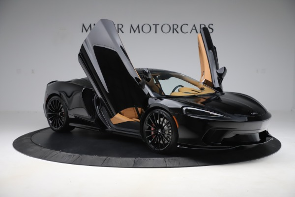New 2020 McLaren GT Coupe for sale $245,975 at Alfa Romeo of Greenwich in Greenwich CT 06830 14