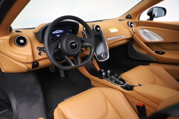 New 2020 McLaren GT Coupe for sale $245,975 at Alfa Romeo of Greenwich in Greenwich CT 06830 19