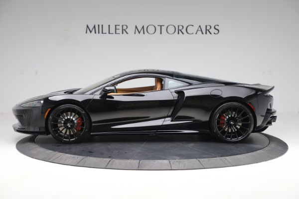 New 2020 McLaren GT Coupe for sale $245,975 at Alfa Romeo of Greenwich in Greenwich CT 06830 2
