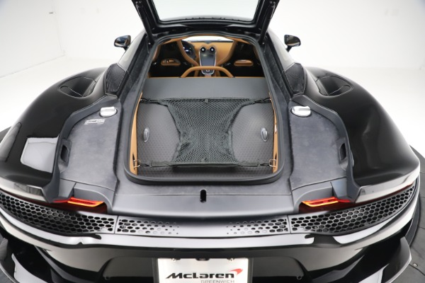 New 2020 McLaren GT Coupe for sale $245,975 at Alfa Romeo of Greenwich in Greenwich CT 06830 21