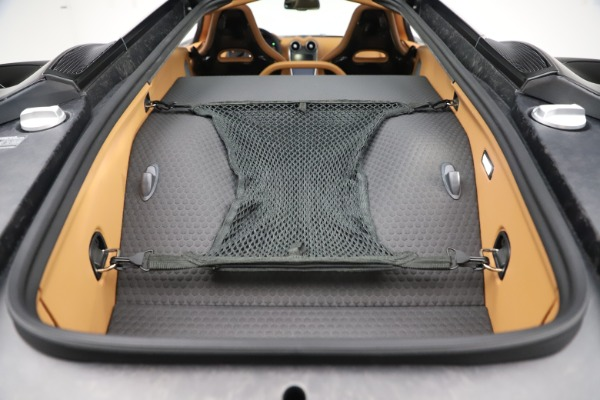 New 2020 McLaren GT Coupe for sale $245,975 at Alfa Romeo of Greenwich in Greenwich CT 06830 22