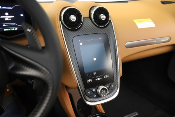 New 2020 McLaren GT Luxe for sale $245,975 at Alfa Romeo of Greenwich in Greenwich CT 06830 25