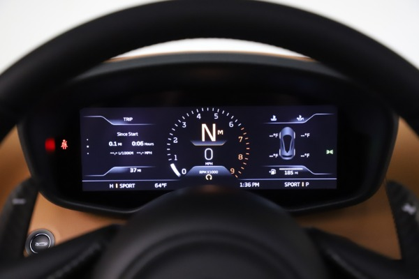 New 2020 McLaren GT Coupe for sale $245,975 at Alfa Romeo of Greenwich in Greenwich CT 06830 26