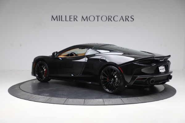 New 2020 McLaren GT Coupe for sale $245,975 at Alfa Romeo of Greenwich in Greenwich CT 06830 3