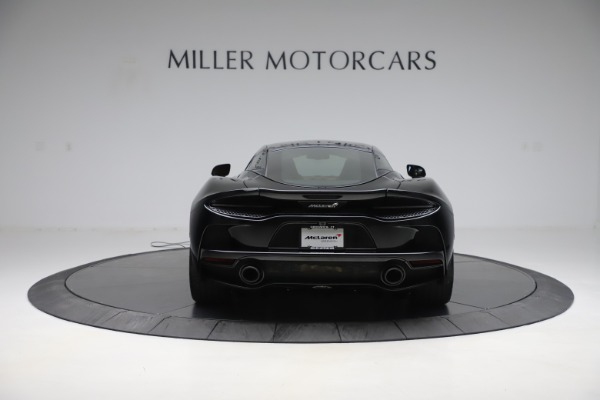 New 2020 McLaren GT Luxe for sale $245,975 at Alfa Romeo of Greenwich in Greenwich CT 06830 4