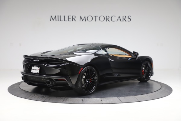 New 2020 McLaren GT Coupe for sale $245,975 at Alfa Romeo of Greenwich in Greenwich CT 06830 5