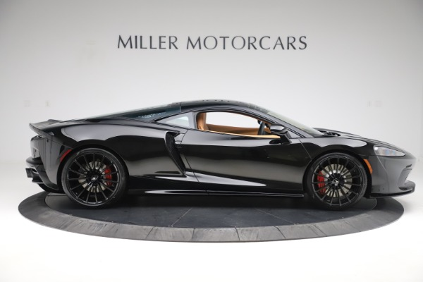 New 2020 McLaren GT Luxe for sale $245,975 at Alfa Romeo of Greenwich in Greenwich CT 06830 6