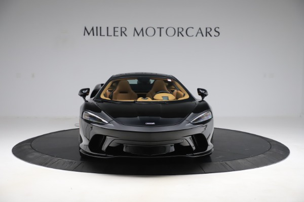 New 2020 McLaren GT Coupe for sale $245,975 at Alfa Romeo of Greenwich in Greenwich CT 06830 8