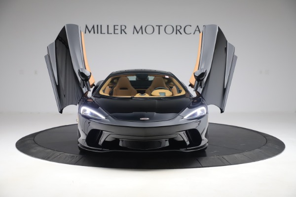 New 2020 McLaren GT Luxe for sale $245,975 at Alfa Romeo of Greenwich in Greenwich CT 06830 9