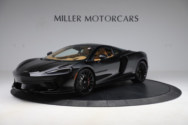 New 2020 McLaren GT Luxe for sale $245,975 at Alfa Romeo of Greenwich in Greenwich CT 06830 1