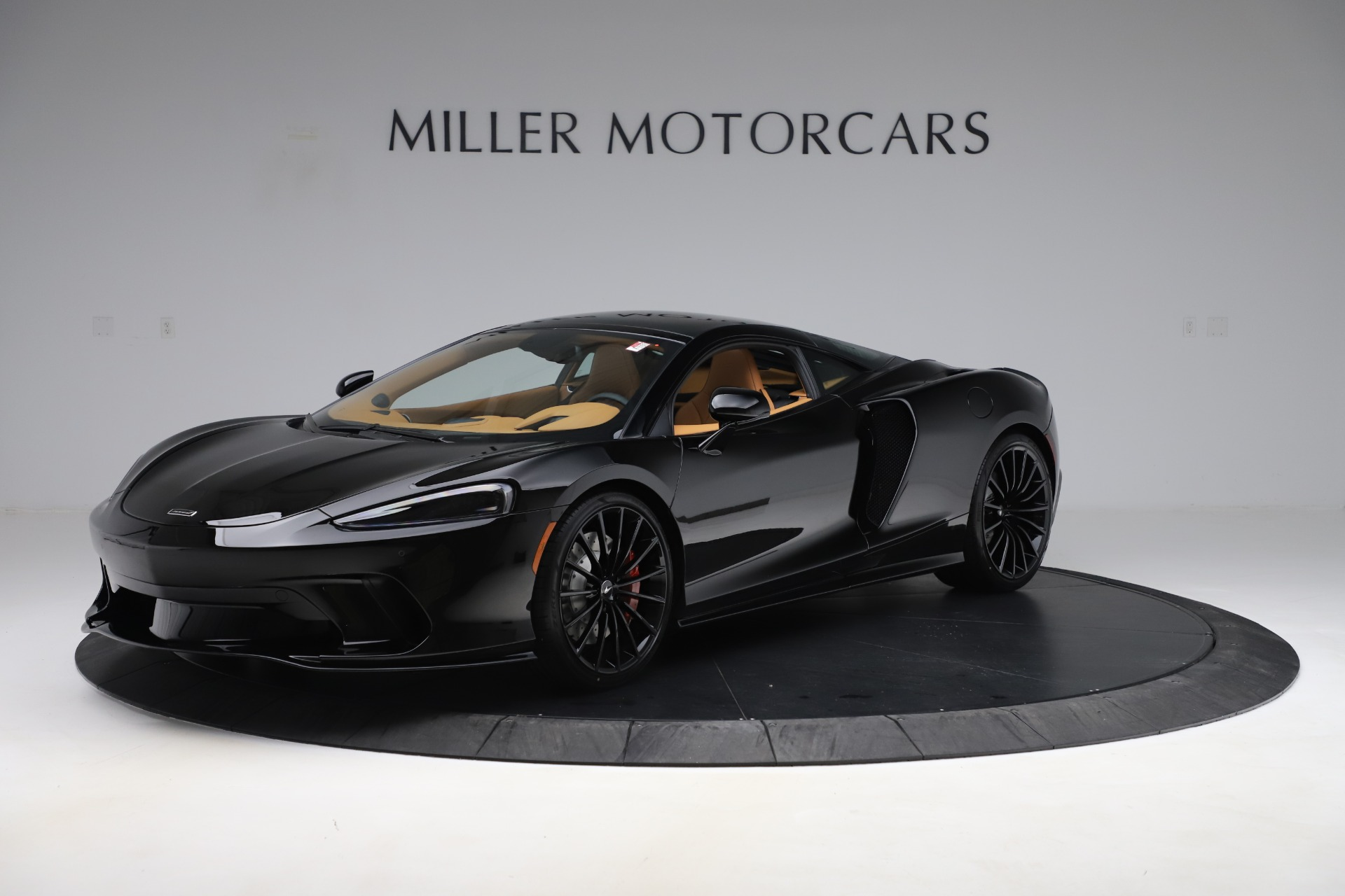 New 2020 McLaren GT Coupe for sale $245,975 at Alfa Romeo of Greenwich in Greenwich CT 06830 1