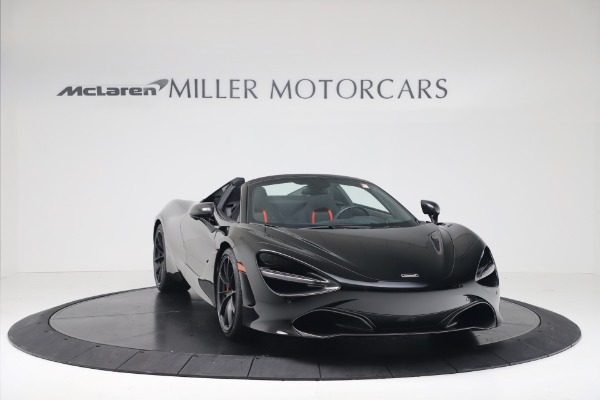 New 2020 McLaren 720S Spider Convertible for sale Sold at Alfa Romeo of Greenwich in Greenwich CT 06830 10