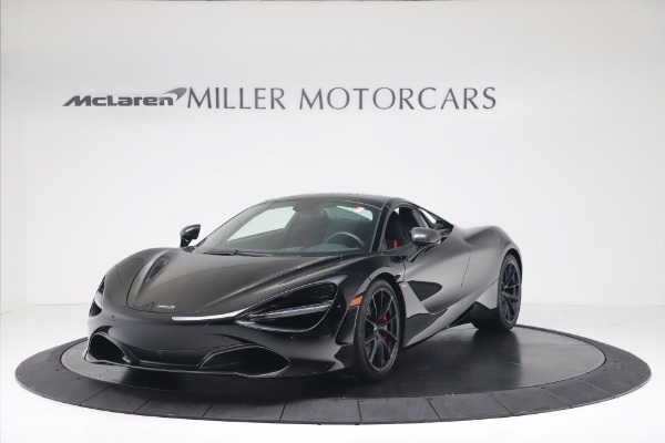 Used 2020 McLaren 720S Spider for sale $334,900 at Alfa Romeo of Greenwich in Greenwich CT 06830 13